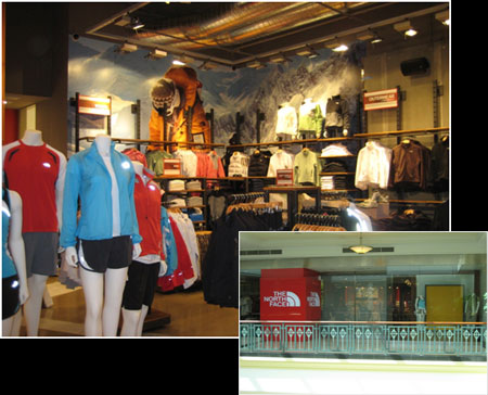 The North Face – King of Prussia Plaza – King Of Prussia, PA