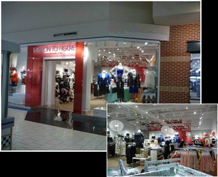 FASHION TO FIGURE – DOVER MALL – <br>DOVER, DE