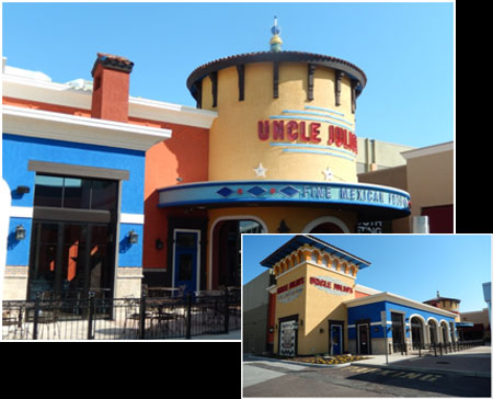 Uncle Julios – Plymouth Meeting Mall- Plymouth Meeting, PA
