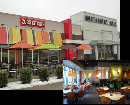 Zoes Kitchen – Montgomery Mall